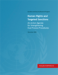 Human Right Targeted Sanctions
