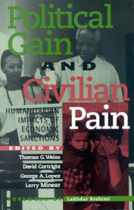 Political Gain and Civilian Pain