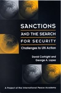 Sanctions and the Search for Security