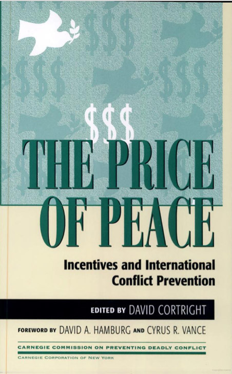 Incentives and International Conflict Prevention